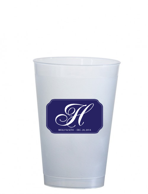 12 oz Frosted Cup