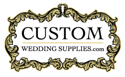 Custom Wedding Supplies
